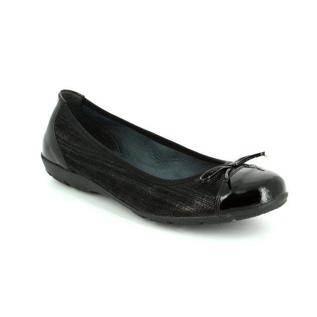 Alpina Heeled Shoes - Black patent - 8X76/H LOVAGE