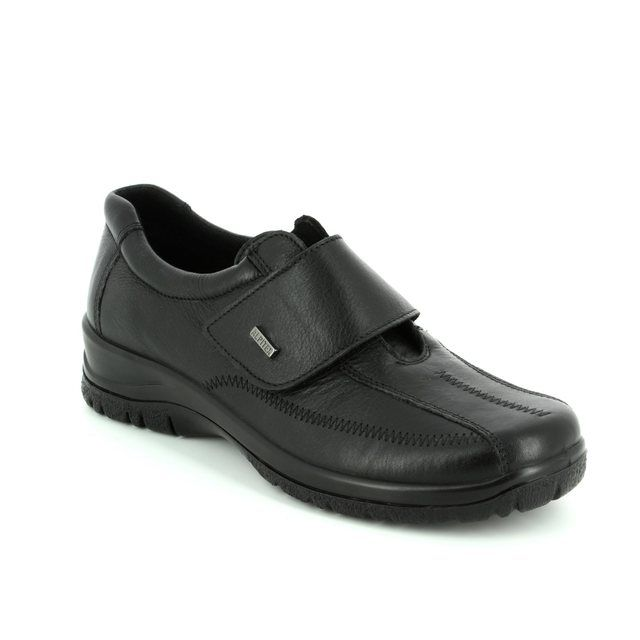Alpina Comfort Shoes - Black - 4178/5 RONYVEL TEX