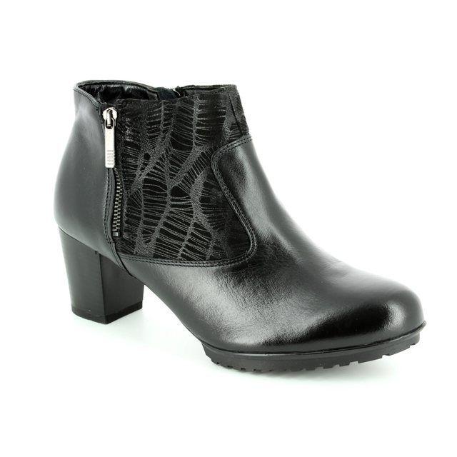 Alpina Ankle Boots - Black - 7J15/1 SANA 72