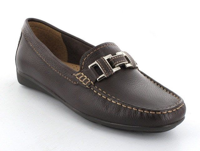 Ambition Albany 3526-42 Brown loafers