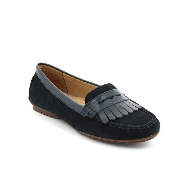 Ambition Loafers - Navy - 25813/70 ANTOFRI