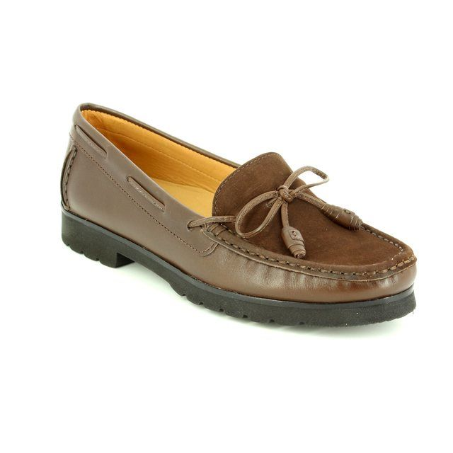 Ambition Loafers - Brown - 29113/20 CORVETTE