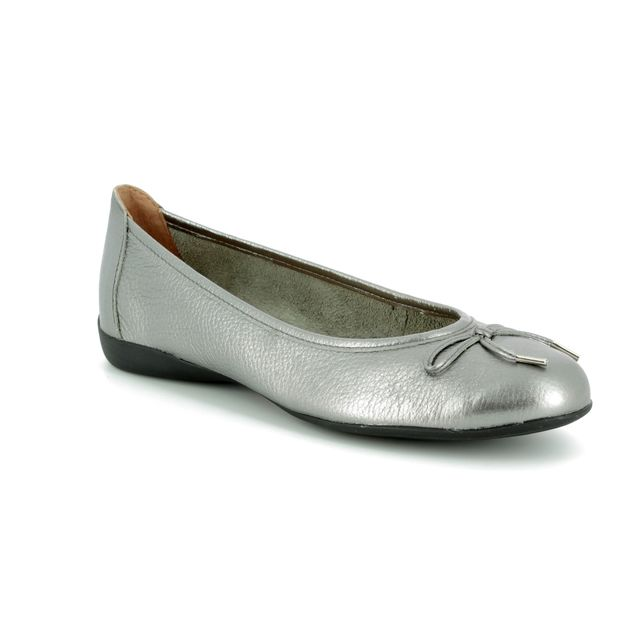 Ambition Pumps - Pewter - M6536/00 GAMBI