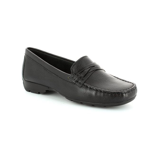 Ambition Sunday 4068-03 Black loafers