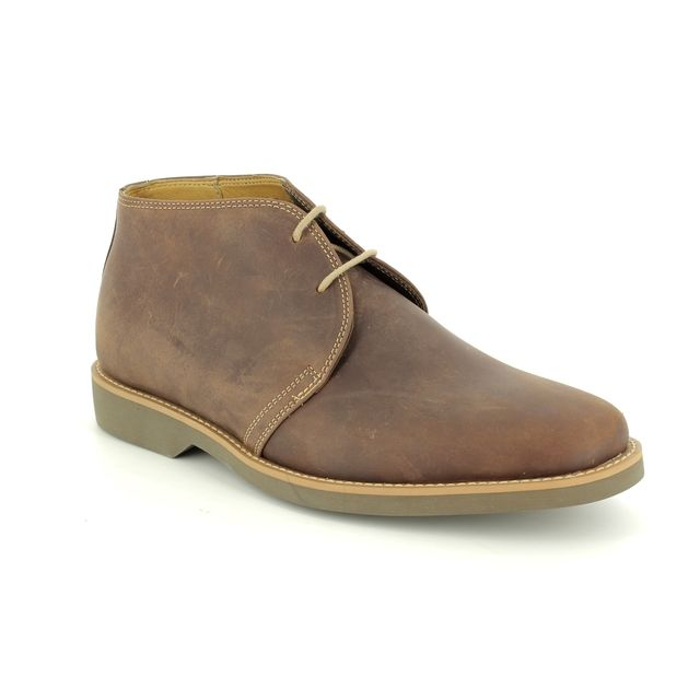 Anatomic Boots - Brown nubuck - 565603/20 COLORADO