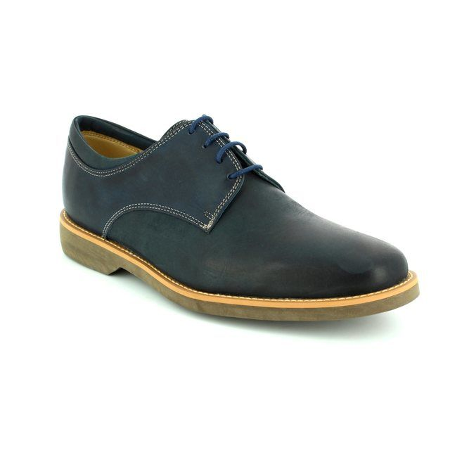Anatomic Formal Shoes - Navy - 565621/70 DELTA