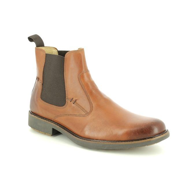Anatomic Chelsea Boots - Tan Leather - 909072/11 GARIBALDI