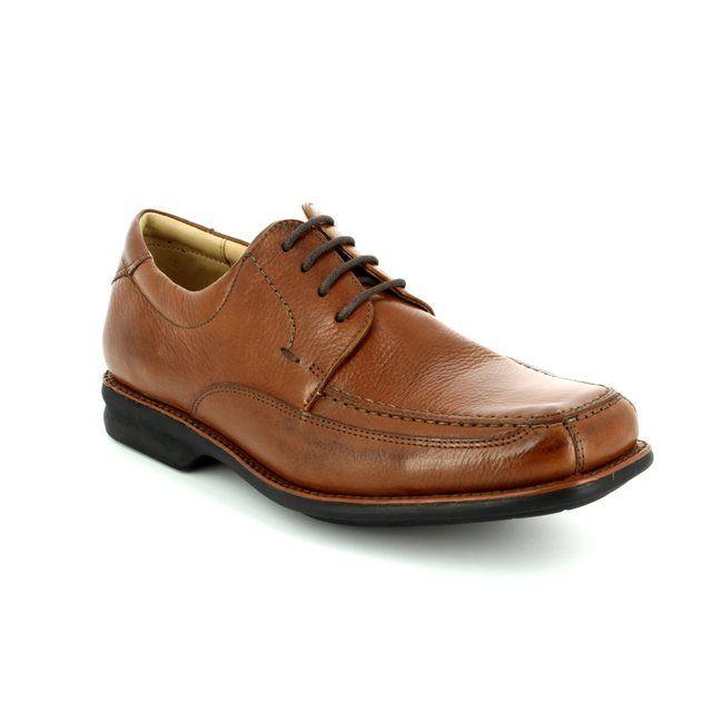Anatomic Formal Shoes - Tan - 740373/10 GOIAS
