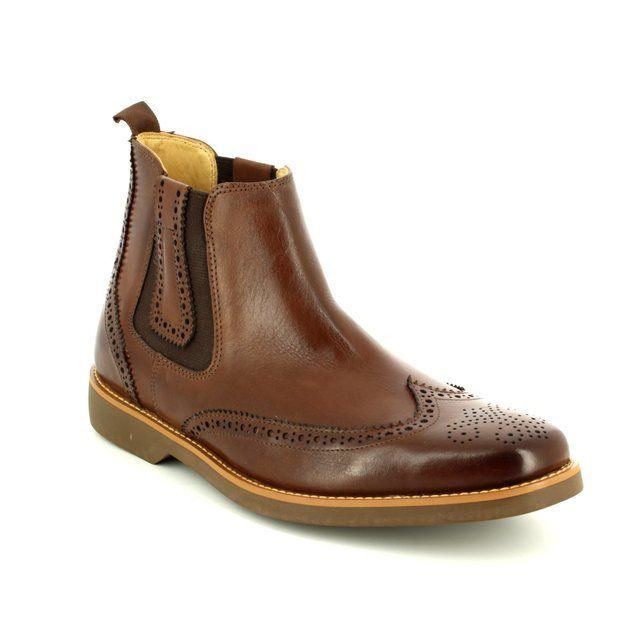 Anatomic Gustavo 56568420 Brown boots