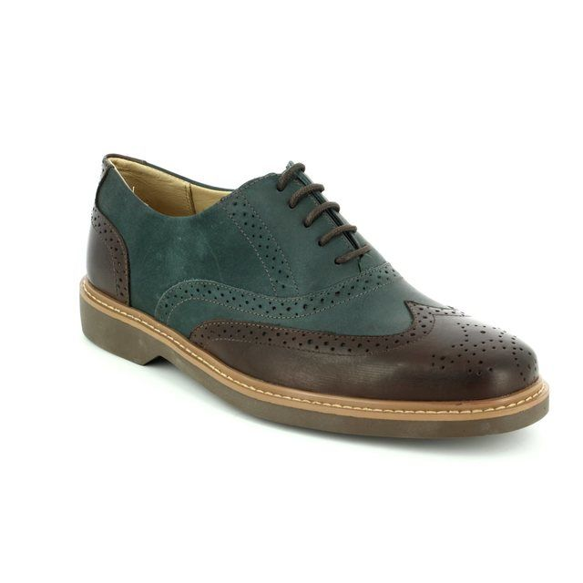 Anatomic Brogues - Brown multi - 575750/25 PILAR