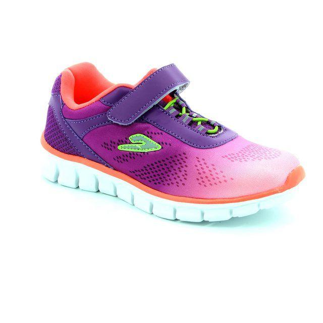 Antonio Dolfi Everyday Shoes - Purple multi - 581001/75 COSMIC