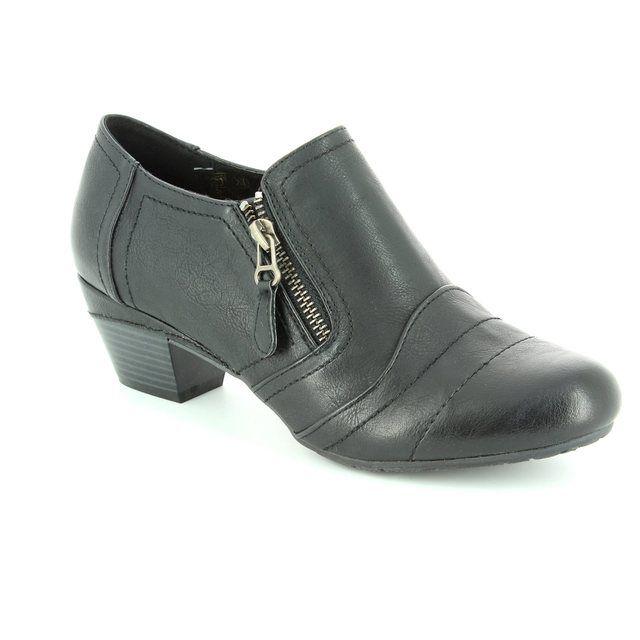 Antonio Dolfi Hensar 223106-80 Black shoe-boots
