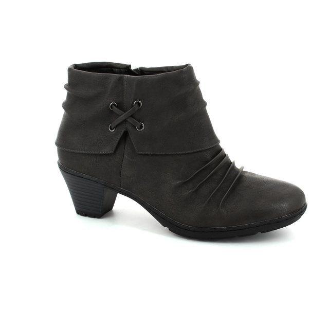 Antonio Dolfi Sagri 225999-81 Grey ankle boots