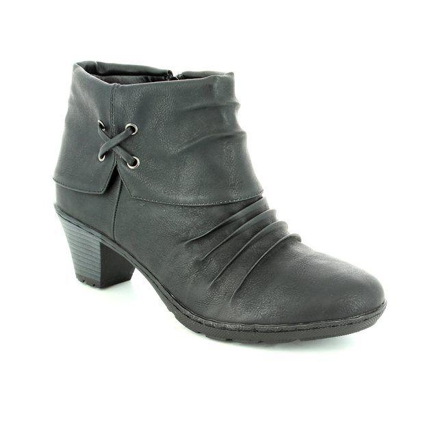 Antonio Dolfi Ankle Boots - Black - 225999/85 SAGRI