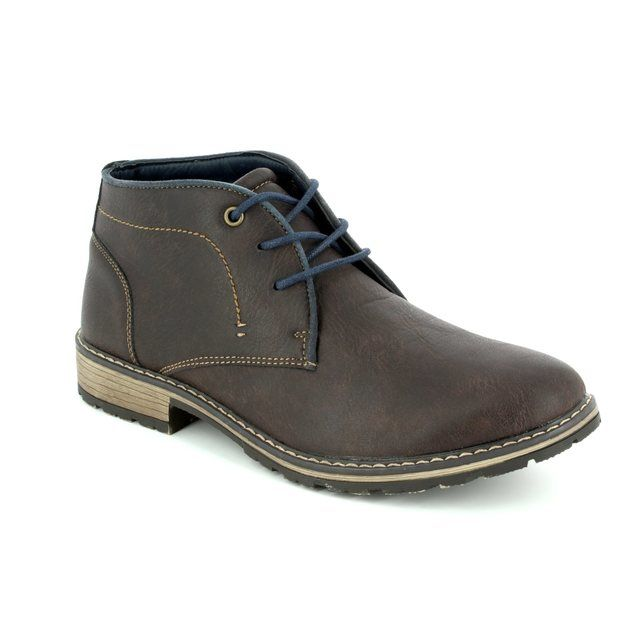 Antonio Dolfi Vera 383314-20 Dark Brown boots