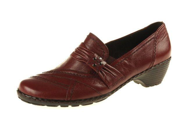 Ara Aruba 63717-06 Red comfort shoes