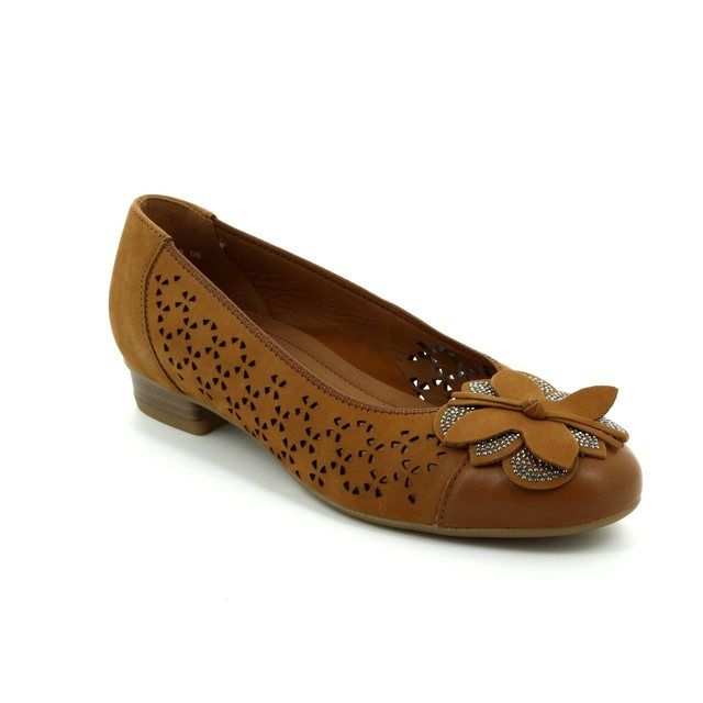 Ara Pumps - Tan - 33762/08 BARIBOP 71