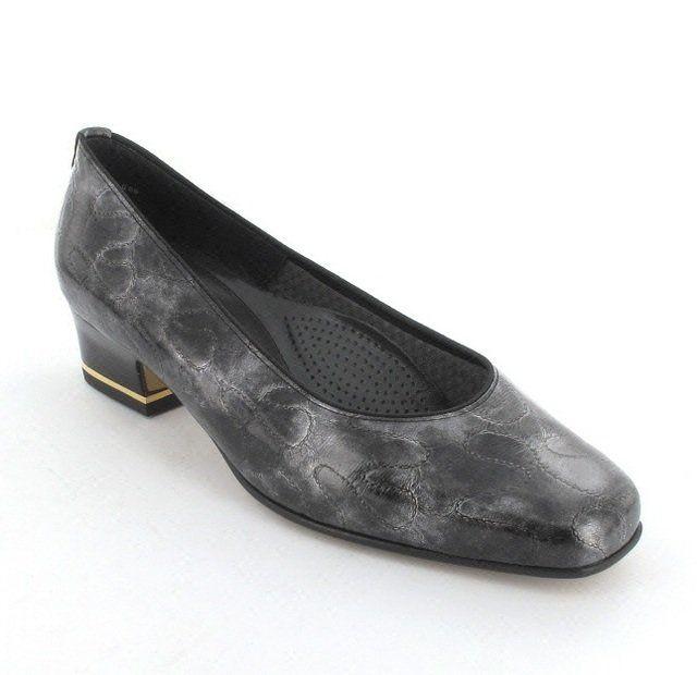 Ara Graco 21859-01 Black heeled shoes