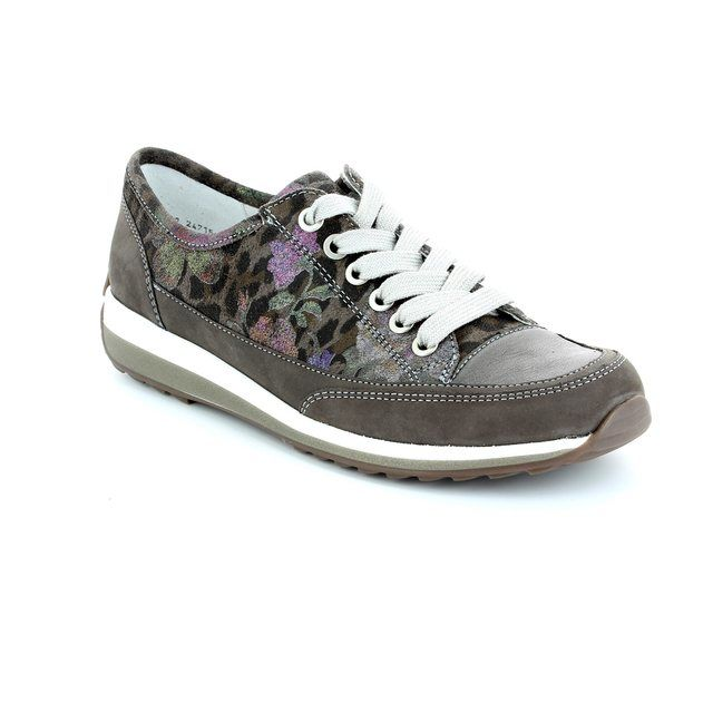 Ara Lacing Shoes - Taupe multi - 24715/43 HAMPTON