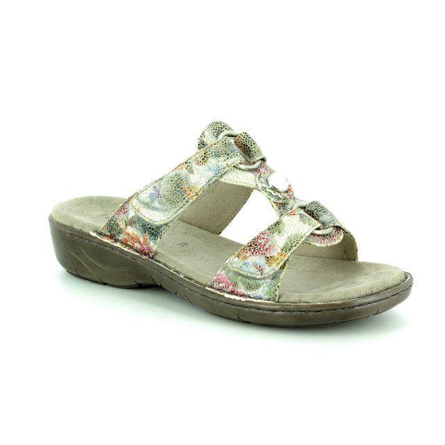 Ara Sandals - Floral print - 57268/79 KOREGEM