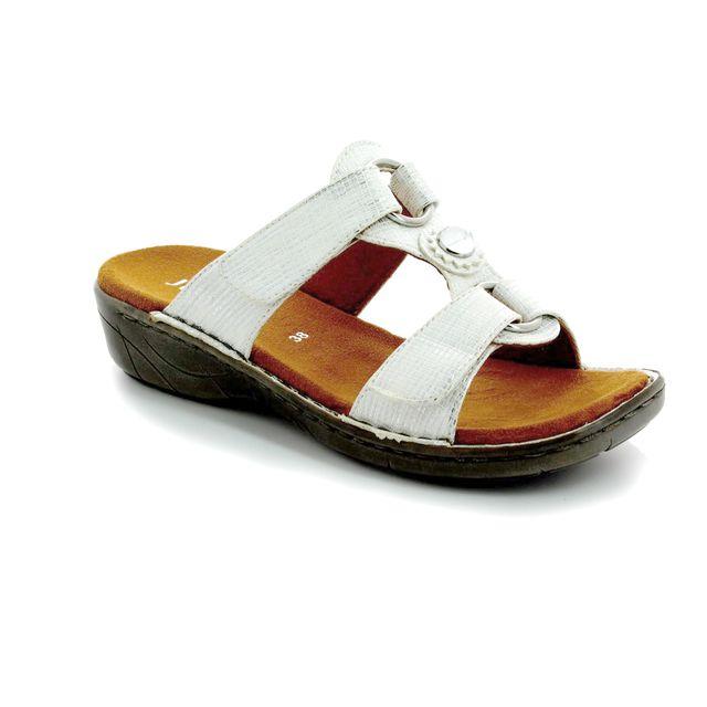 Ara Sandals - White-silver - 57268/70 KOREGIM
