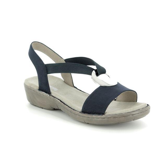 Ara Comfortable Sandals - Navy - 57264/73 KORELDA 91