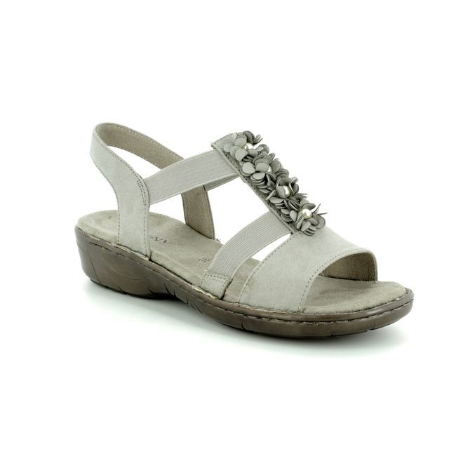 Ara Sandals - Light Grey - 57258/76 KORELLA