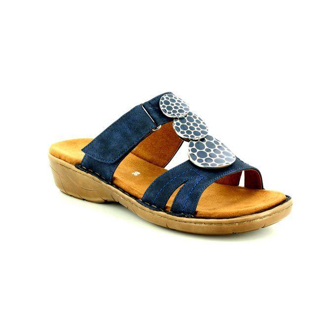 Ara Sandals - Navy - 57285/76 KORMUDIS 71