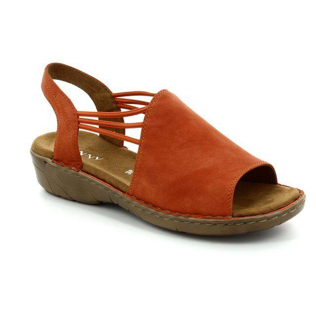 Ara Korsika 57283-76 Coral sandals