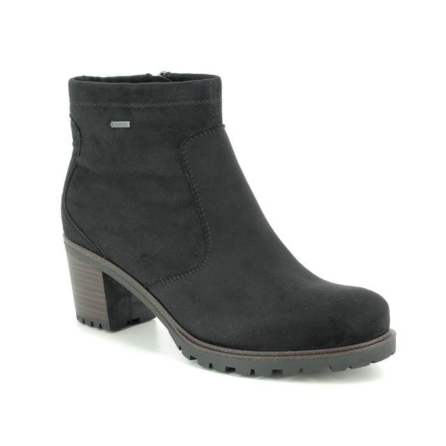 Ara Ankle Boots - Black - 47323/01 MANTOVA GORE