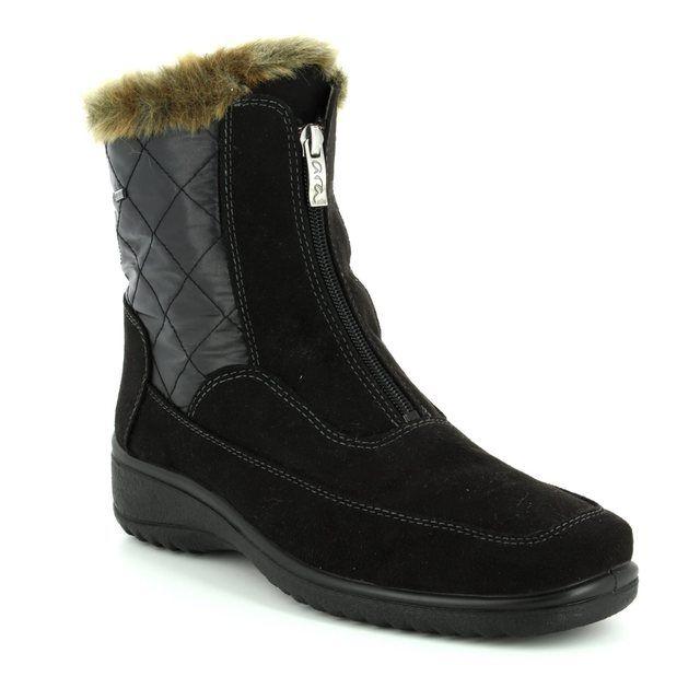 Ara Winter Boots - Black - 48508/65 MUENCHEN GORE-TEX