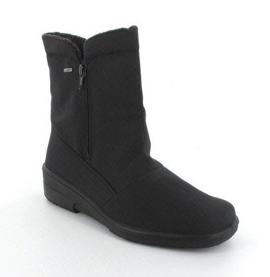 Ara Winter Boots - Black - 68591/06 MUNITEX