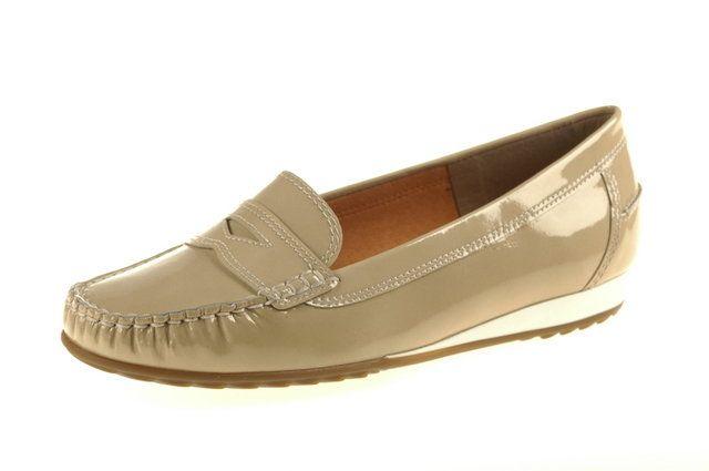 Ara Newport 30838-35 Nude Patent comfort shoes