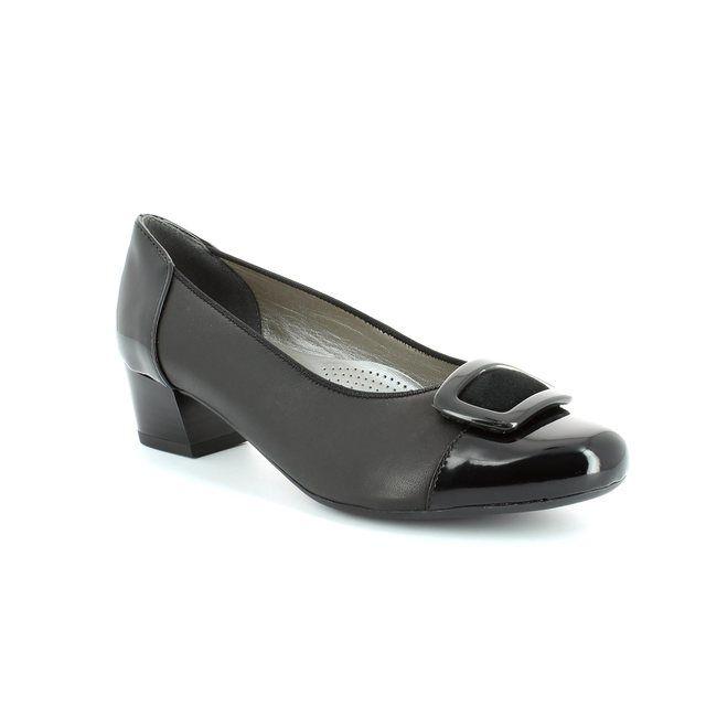 Ara Heeled Shoes - Black patent - 35859/01 NIZZAKRA