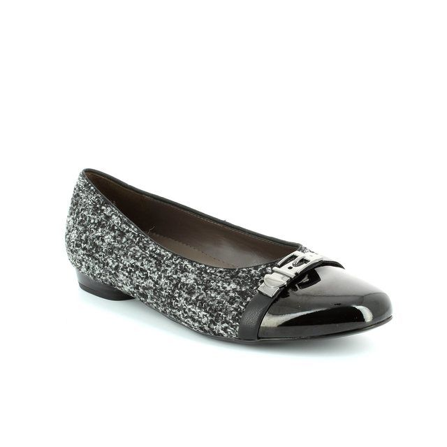 Ara Pisabuck 63374-12 Grey pumps