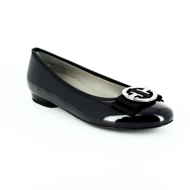Ara Pumps - Navy patent - 63306/14 PISACHANEL