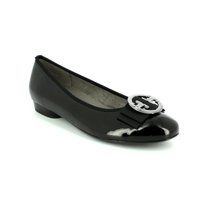 Ara Pumps - Black patent - 63306/77 PISACHANEL