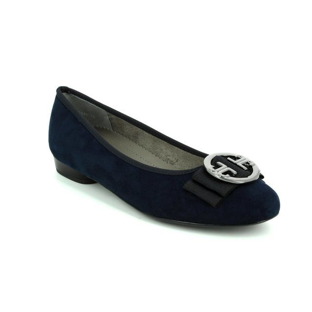 Ara Pisachanel 2263306-79 Navy pumps