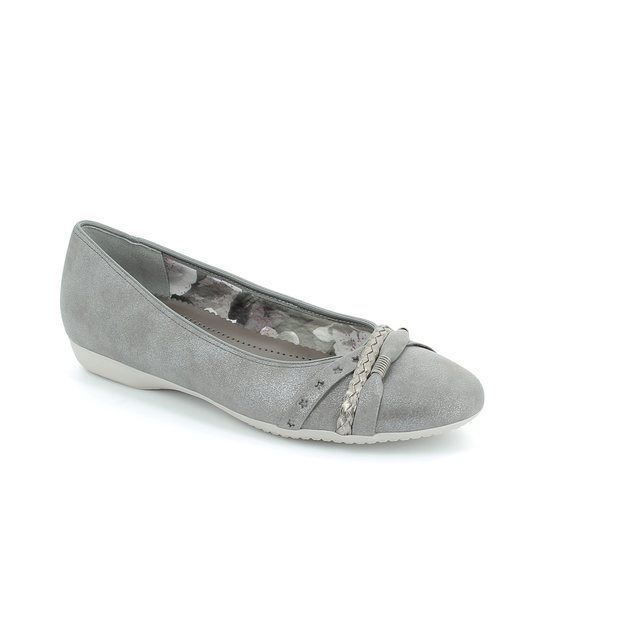 Ara Pisash 53313-07 Dark taupe pumps