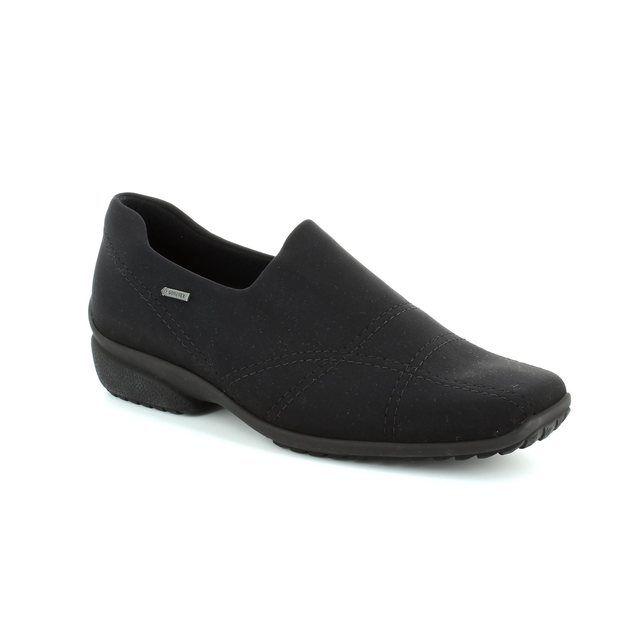 Ara Comfort Shoes - Black - 40954/01 PORTO GORE-TEX