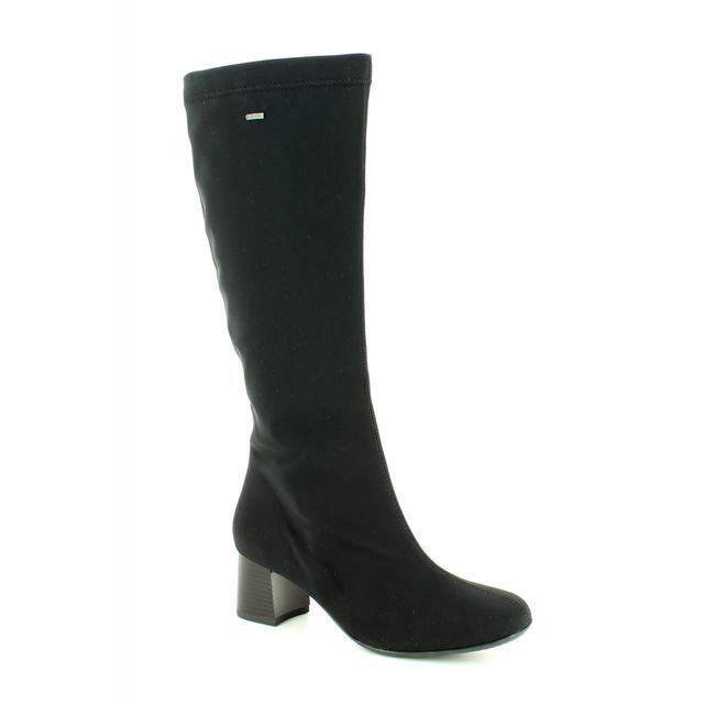 Ara Knee-high Boots - Black - 43552/01 PORTOFINO GORE-TEX