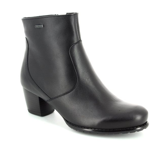 Ara Ankle Boots - Black - 46927/01 RENCE GORE-TEX