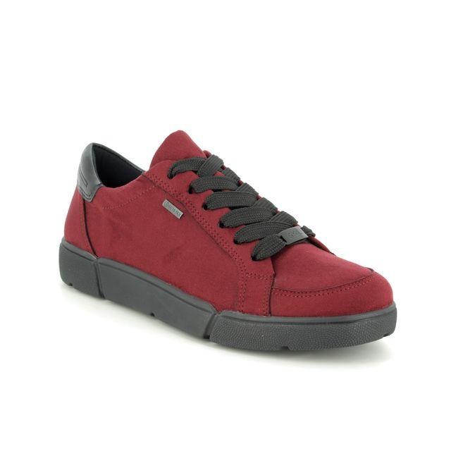 Ara Comfort Shoes - Red - 14433/05 ROMLA GORE