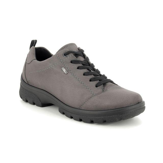 Ara Walking Shoes - Grey - 69308/65 SAAS FEE TEX