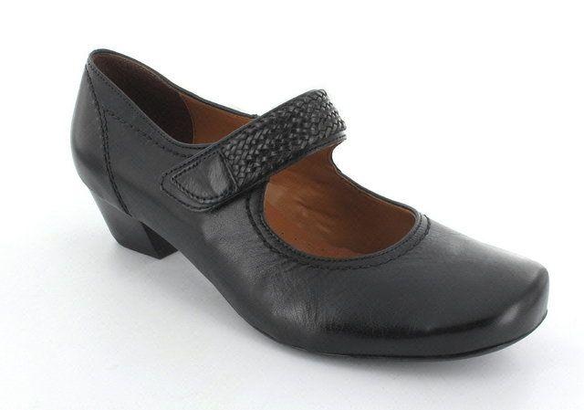 Ara Sydmill 53121-01 Black heeled shoes