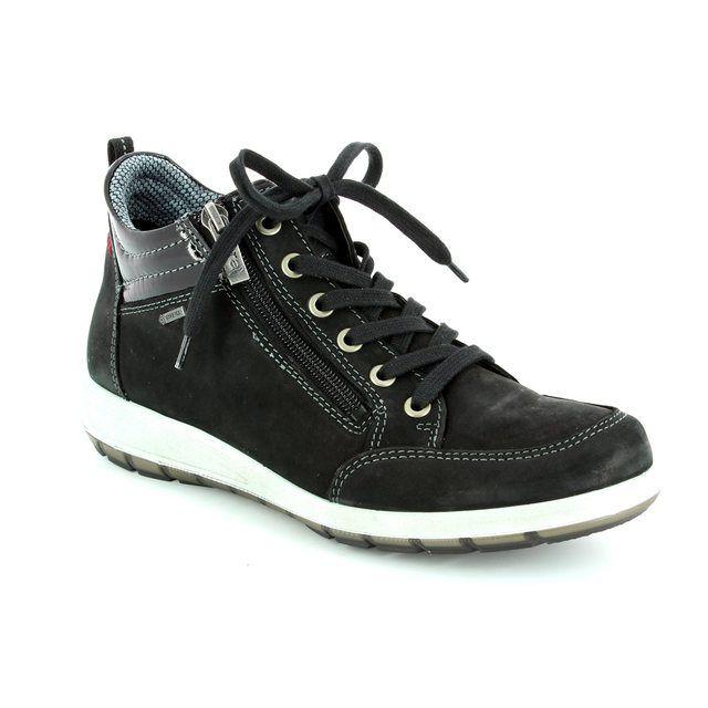 Ara Ankle Boots - Black - 49814/05 TOKYO GORE-TEX