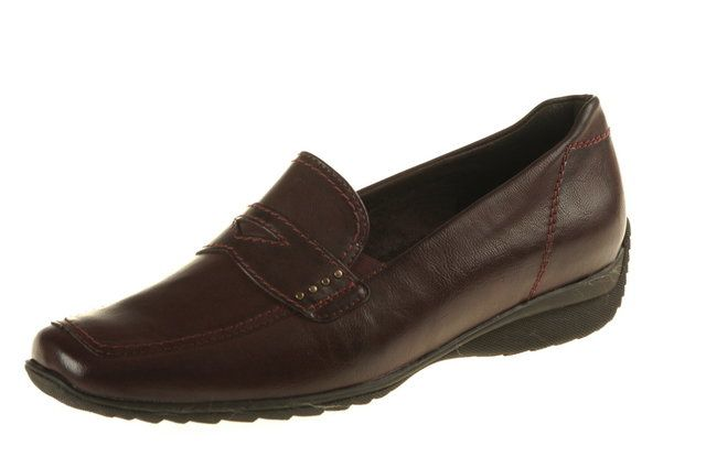 Ara Vermos 62308-06 Wine comfort shoes