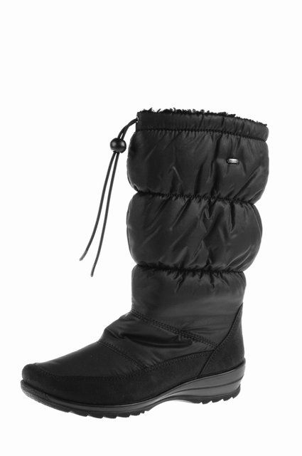 Ara Villatex 69832-61 Black winter boots