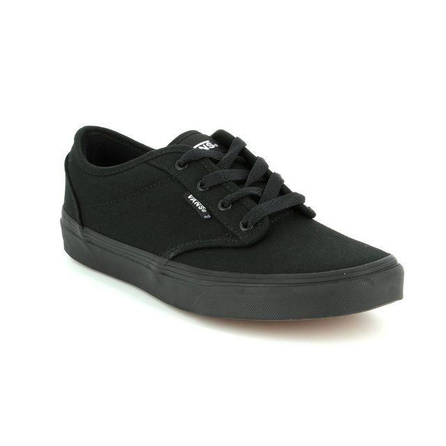 Vans Trainers - Black - KI5186/30 ATWOOD YOUTH