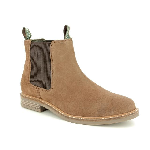 Barbour Boots - Brown Suede - MFO0244BR35 FARSLEY BOOTS